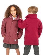 Youth Reversible Stormdri 4000 Fleece Jacket