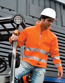 High Vis Soft Shell Jacket
